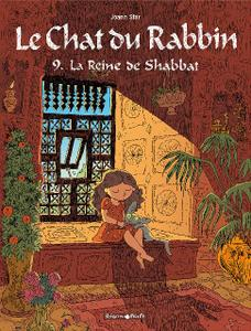 Le Chat du Rabbin T09