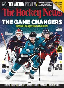 The Hockey News - July 22, 2019