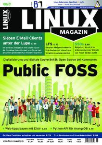 Linux Magazin – August 2021