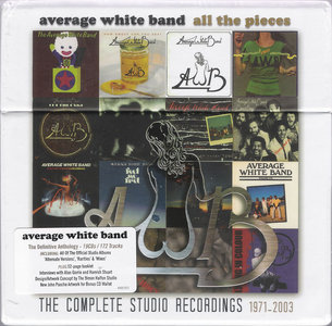 Average White Band - The Complete Studio Recordings 1971-2003 (2014) [19CD Box Set] Re-up