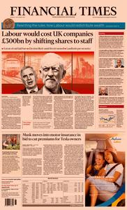 Financial Times UK – 02 September  2019