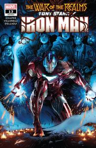 Tony Stark-Iron Man 013 2019 Digital Zone