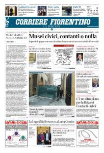 Corriere Fiorentino La Toscana - 1 Novembre 2019