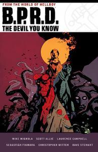 Dark Horse-B P R D The Devil You Know Omnibus 2021 Hybrid Comic eBook