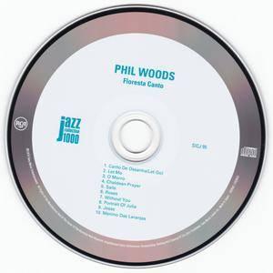 Phil Woods - Floresta Canto (1975) {2015 Japan Jazz Collection 1000 Columbia-RCA Series SICJ 95}