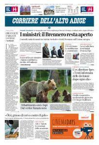 Corriere dell'Alto Adige - 13 Luglio 2018