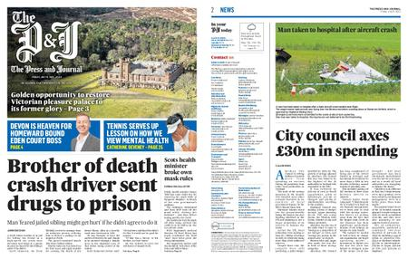 The Press and Journal Moray – July 09, 2021