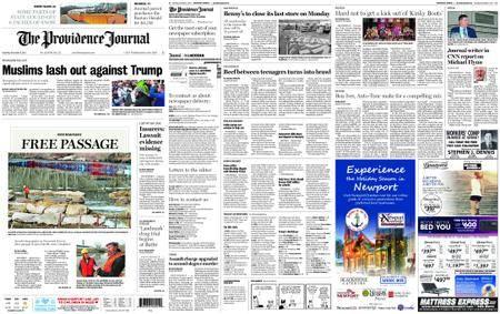 The Providence Journal – December 09, 2017