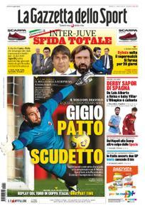 La Gazzetta dello Sport Roma – 12 gennaio 2021