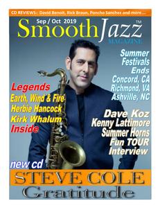 Smooth Jazz - September/October 2019