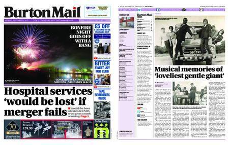 Burton Mail – November 06, 2017