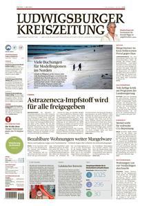 Ludwigsburger Kreiszeitung LKZ - 07 Mai 2021