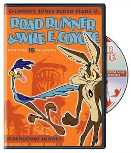 Looney Tunes Super Stars - Road Runner and Wile E. Coyote: Supergenius Hijinks (1965-2010)
