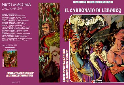 Le Avventure della Storia - Volume 17 - Nico Macchia 2 - Il Carbonaio di Leboucq