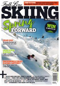 Fall-Line Skiing - Issue 174 - March 2020
