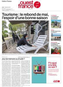 Ouest-France Édition France – 08 mai 2021