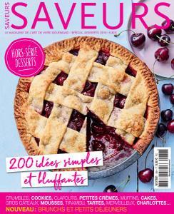 Saveurs France - Spécial Desserts 2019