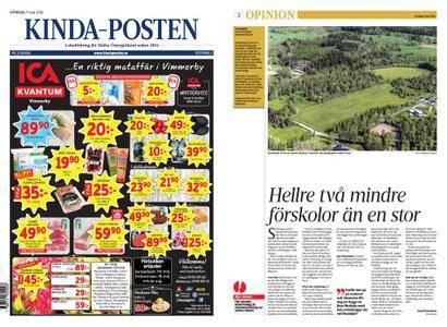 Linköpings Tidning & Kinda-Posten – 09 maj 2018