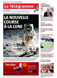Le Télégramme Ouest Cornouaille – 19 juillet 2019