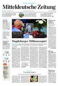 Mitteldeutsche Zeitung Bernburger Kurier – 24. September 2019