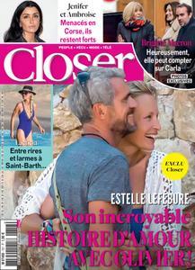 Closer France - 13 décembre 2019