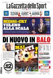 La Gazzetta dello Sport – 24 settembre 2019