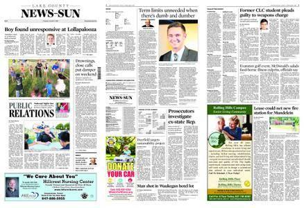 Lake County News-Sun – August 07, 2018