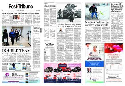 Post-Tribune – February 11, 2018