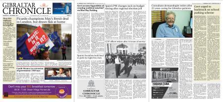 Gibraltar Chronicle – 06 December 2018