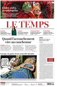 Le Temps - 29 mai 2019