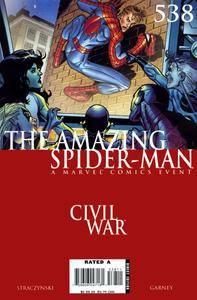 Amazing Spider-Man 538