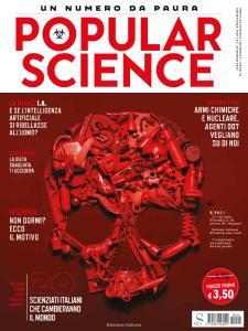 Popular Science Italia - Primavera 2019