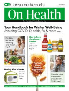 Consumer Reports on Health - October 2021