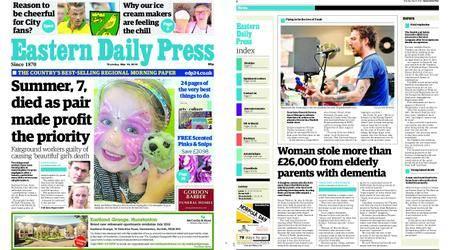Eastern Daily Press – May 10, 2018