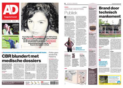Algemeen Dagblad - Zoetermeer – 15 augustus 2019