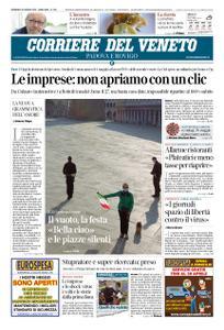 Corriere del Veneto Padova e Rovigo – 26 aprile 2020