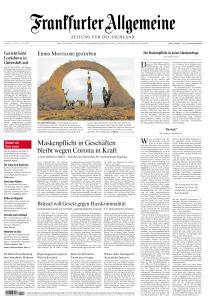 Frankfurter Allgemeine Zeitung - 7 Juli 2020