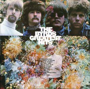 The Byrds - The Byrds' Greatest Hits (1967) [Vinyl Rip 16/44 & mp3-320]