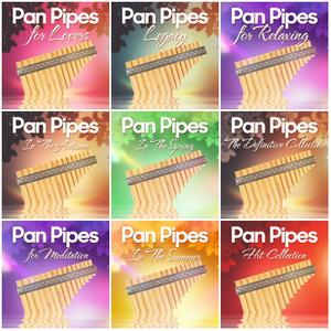Ricardo Caliente - Pan Pipes Collection (9CDs, 2015)_mp3