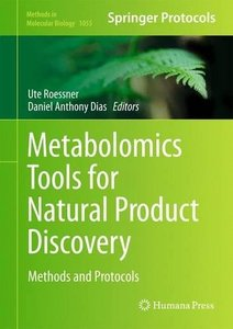 Metabolomics Tools for Natural Product Discovery [Repost]