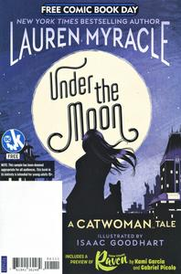 Under The Moon A Catwoman Tale FCBD Edition 1 DC May 2019 c2c A S S
