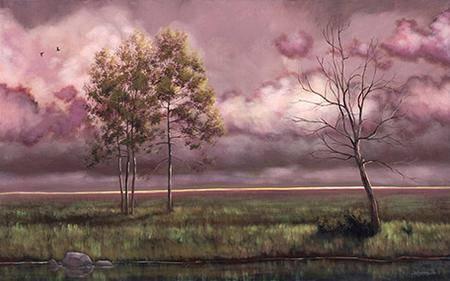 Tim Gagnon - Basic Landscape Fundamentals: Acrylic Painting