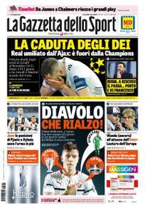 La Gazzetta dello Sport – 06 marzo 2019