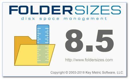 Key Metric Software FolderSizes 8.5.183 Enterprise Edition (x64) Portable