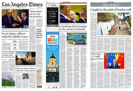 Los Angeles Times – July 17, 2018