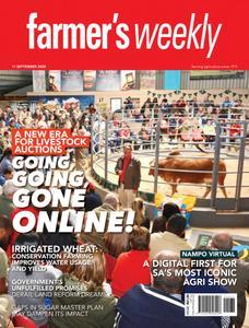 Farmer's Weekly - 11 September 2020