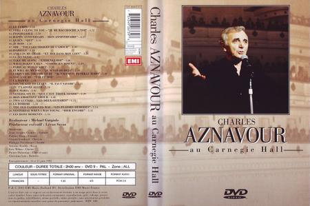 Charles Aznavour - Charles Aznavour au Carnegie Hall 1995 (2001)