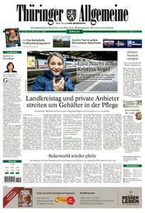 Thüringer Allgemeine Apolda - 29. März 2018