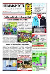 Heimatspiegel - 04. Oktober 2017