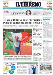 Il Tirreno Livorno - 22 Luglio 2019